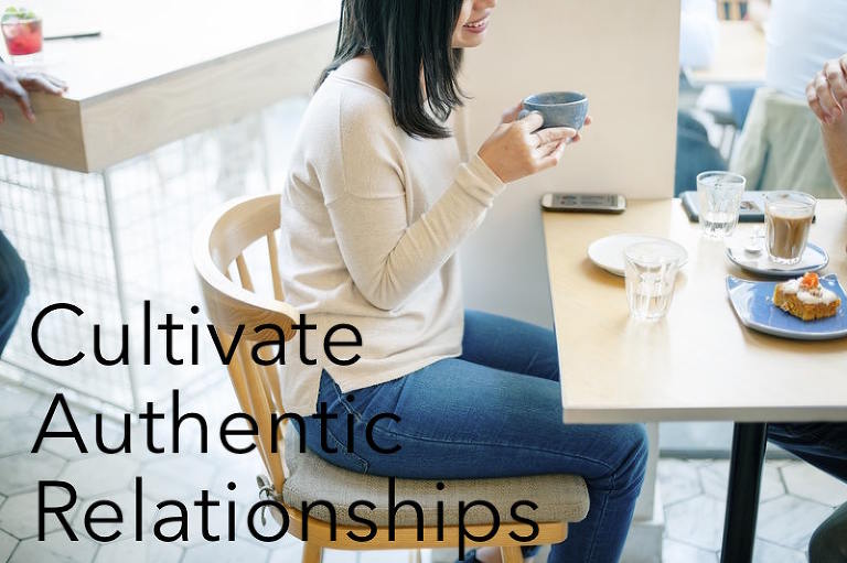 authenticity in relationships